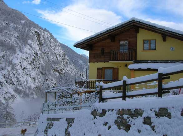 Hotel Aosta Mezza Pensione