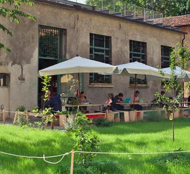 Cascina Cuccagna e ristorante un posto a milano