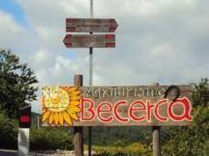 Agriturismo Becerca a Serra San Quirico
