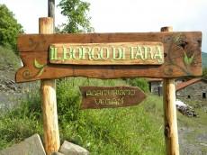 Agriturismo Bio Vegan Il Borgo Di Tara