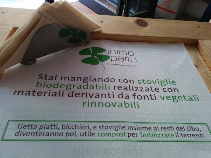 Dall'Anto' a Roma: fortissima attenzione alla sostenibilità ambientale