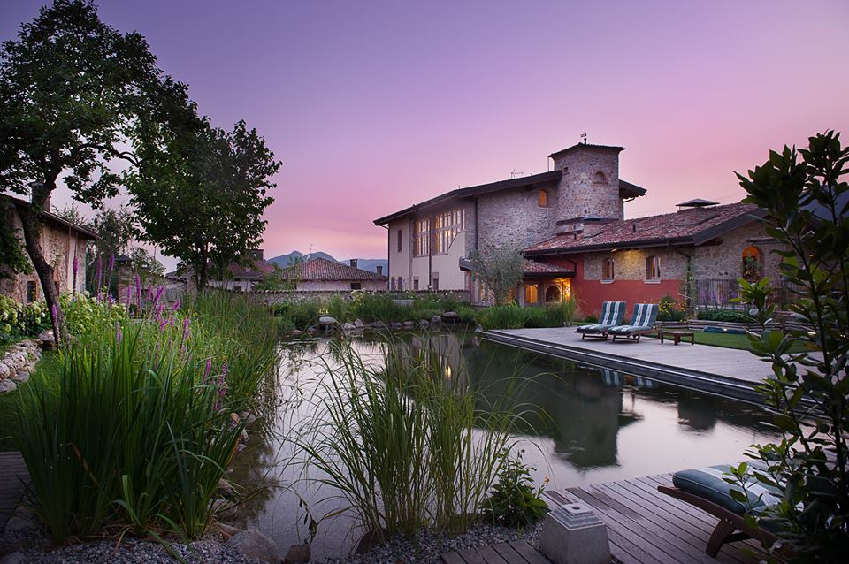 Hotel villa dei campi hotel biologico gavardo bs for Boutique hotel villa dei campi gavardo