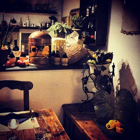 Il barone di porta romana ristorante vegetariano firenze - Porta romana viaggi ...
