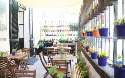 Orto erbe e cucina, ristorante bio a Milano