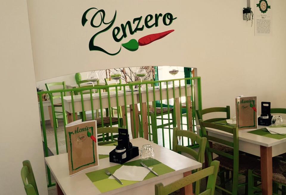 Zenzero ristorante vegano e vegetariano a Taranto