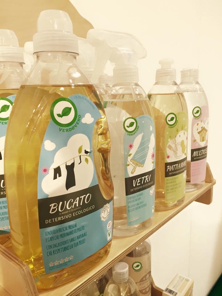 Verdevero detergenti bio e naturali online - Detergenti naturali facuti in casa ...