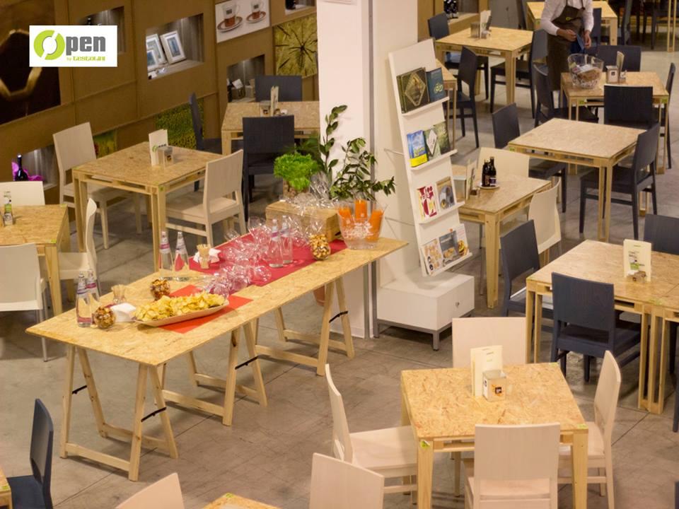 Open Testolini, ristorante biologico a Mestre