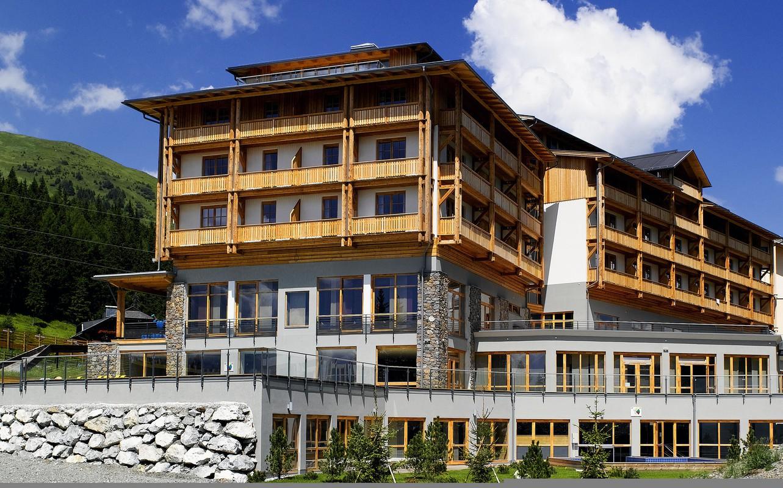 Falkensteiner Hotel Cristallo in Carinzia, Austria