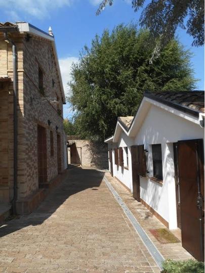 Casale Civetta: agriturismo a Trecastelli, Ancona