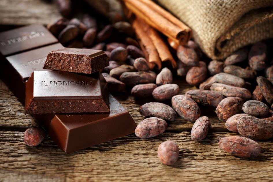 il modicano cioccolato bio