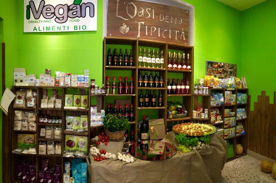 Oasi della frutta negozio bio di frutta e verdura a nard for Arredamento bio