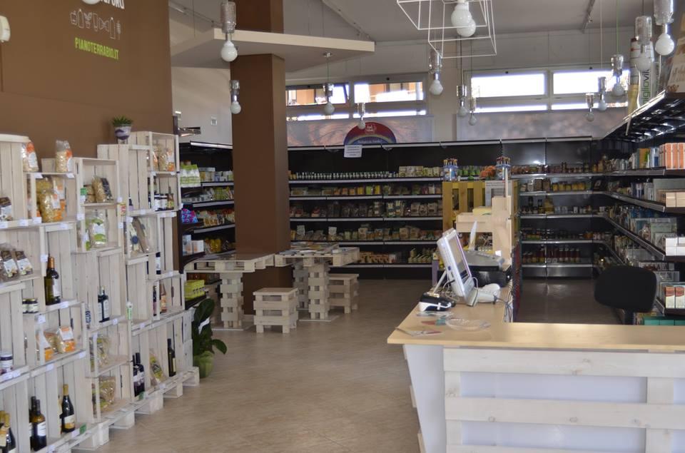 Piano terra bio negozio bio di altamura ba for Creatore del piano terra del negozio