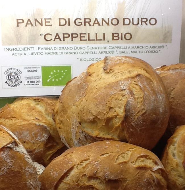 Panificio Frascati Paolo, prodotti da forno bio a Reggio Calabria
